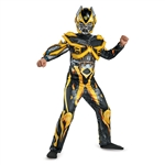 Boy's Bumblebee Transformers Costume