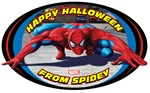 Spider-Man Halloween Door Mat