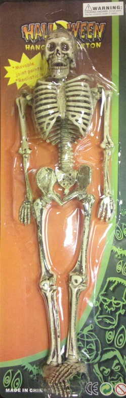 "10"" Hanging Skeleton"
