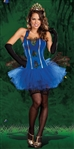 Sexy Royal Peacock Costume from Dreamgirl