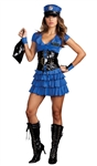 Sexy Police Woman Costume from Dreamgirl