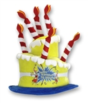Dr Seuss Happy Birthday Hat
