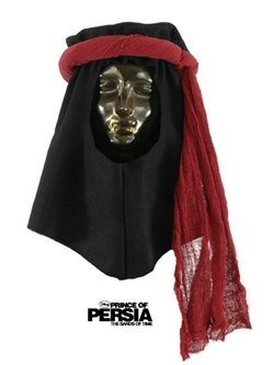 Disney Prince of Persia Headpiece
