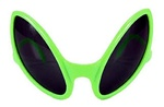 Alien Green Sunglasses - Accessory