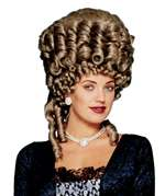 Honey Blonde Marie Antoinette Wig - Adult