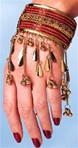 Arabian Dancer Bracelet - Prop