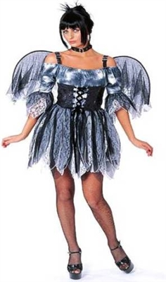 Sexy Zombie Fairy Costume - Adult