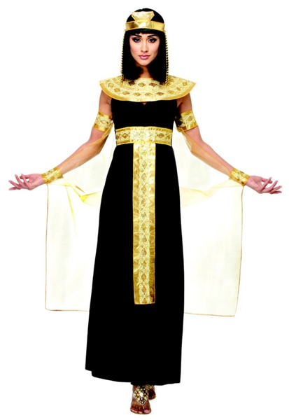 Queen of the Nile Costume - Cleopatra - Egyptian Beauty