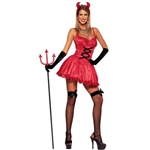 Sexy Sweet Devil Adult Costume
