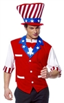 Uncle Sam Costume - 4th of July