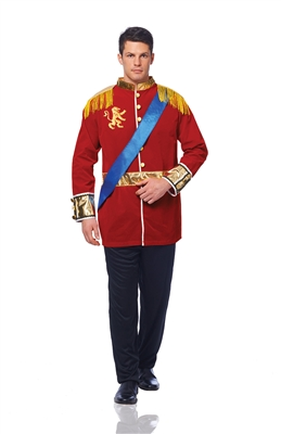 Dashing Prince Costume - Storybook