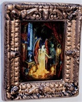 Vampiric Ritual - Alchemy Gothic Framed Picture
