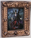 Dapper Undead - Alchemy Gothic Framed Picture