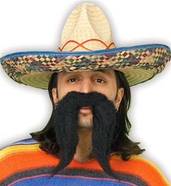 Mexican Sombrero Hat - Adult