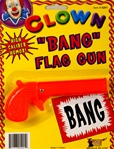Bang Gun Clown - Accessory
