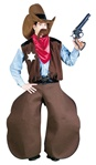 Wild Western Ole Cowhand Adult Mens Costume