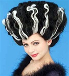 Monster Bride Wig - Adult