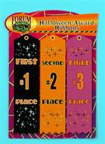 Party Award Ribbons - Favor