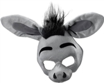 Noise Making Donkey Mask