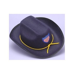 Union Officer Hat - Adult