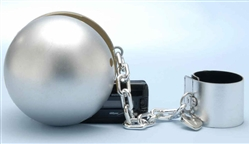 Ball and Chain Prisoner Purse - Prop
