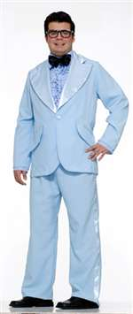 Plus Size Prom King Adult Costume