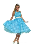 Adult 50s Girl Costume - Summer Daze