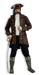 Rustic Pirate Jacket - Buccaneer