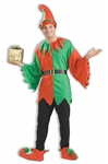Adult Santa's Helper Elf Costume