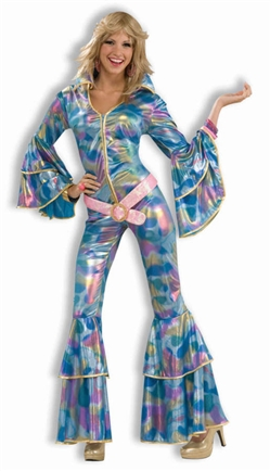 70s Disco Costume - Dancing Queen - Disco Mamma