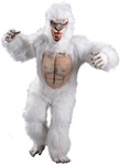 Adult Deluxe Snow Beast Costume