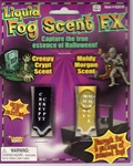 Halloween Fog Juice Scents