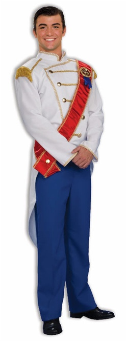 Storybook Prince Costume for Men