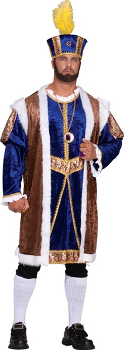 Adult Size Henry the VIII Costume
