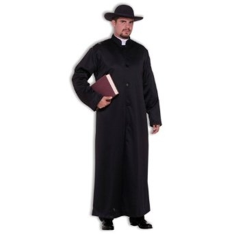 Adult Padre Priest costume