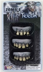 Zombie Rotten Teeth 3-pack