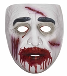 Transparent Zombie Mask - Mens