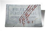 Ground Gravestone - Freddy Krueger