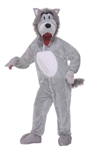 Storybook Wolf costume with mask