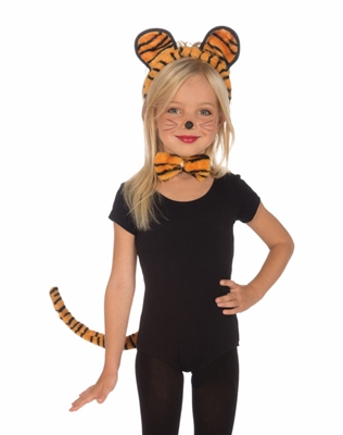 Child Plush Tiger Kit