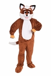 Adult Mascot Costume - Fox