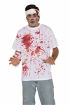Bloody T-Shirt - Adult Standard Size
