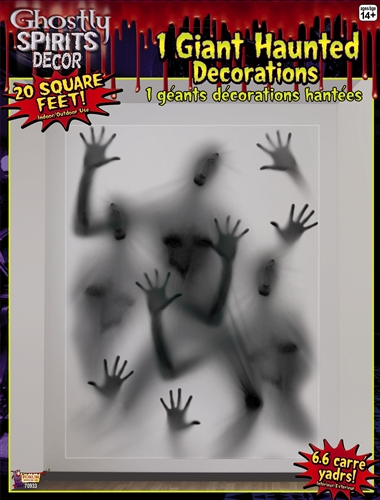 Wall or Window Decor - Human Haunts