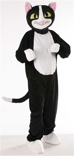 Adult Cat Mascot Costume