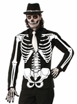Adult Skeleton Suit Jacket