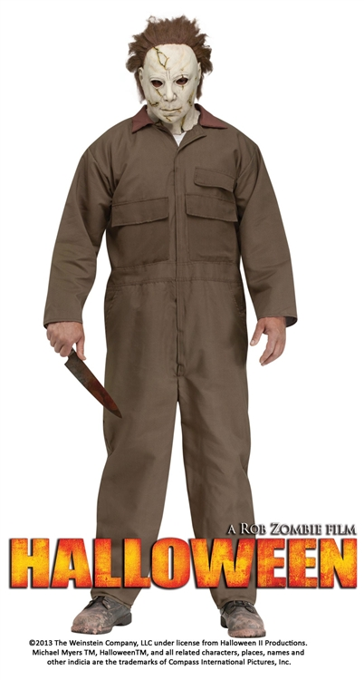 Adult Halloween Michael Myers Costume  sc 1 st  SpookShop & Menu0027s Michael Myers Costume