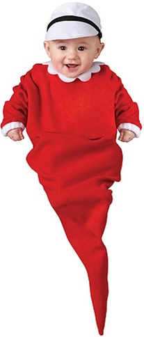 Swee'Pea Infant Sized Costume