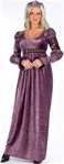 Lady Juliet Amethyst Costume - Adult