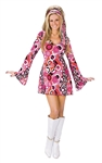 Feelin' Groovy - Ladies 60's Costume