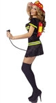 Put out the Fire Costume - Sexy Firefighter